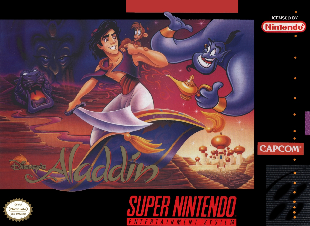 Aladdin_SNES_Box
