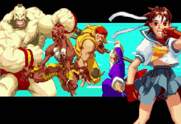 Snes Review Street Fighter Alpha 2 Retrogame Man