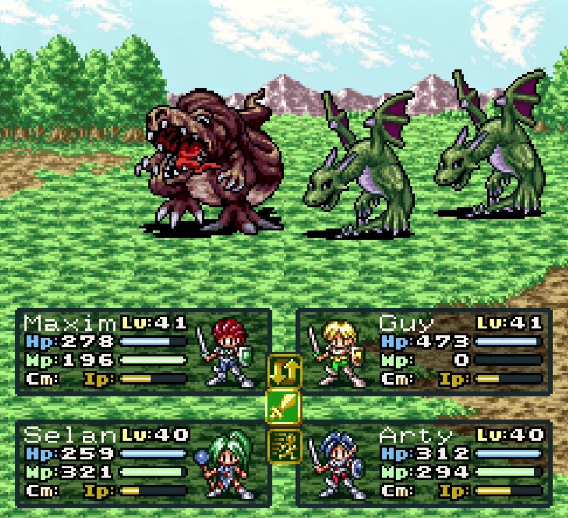 SNES Review – Lufia II: Rise of the Sinistrals – RetroGame Man