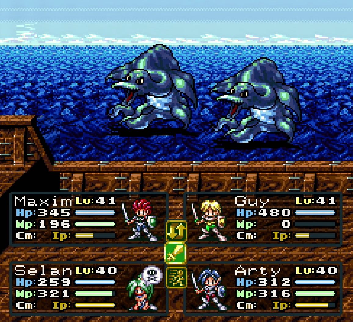 Snes Review Lufia Ii Rise Of The Sinistrals Retrogame Man