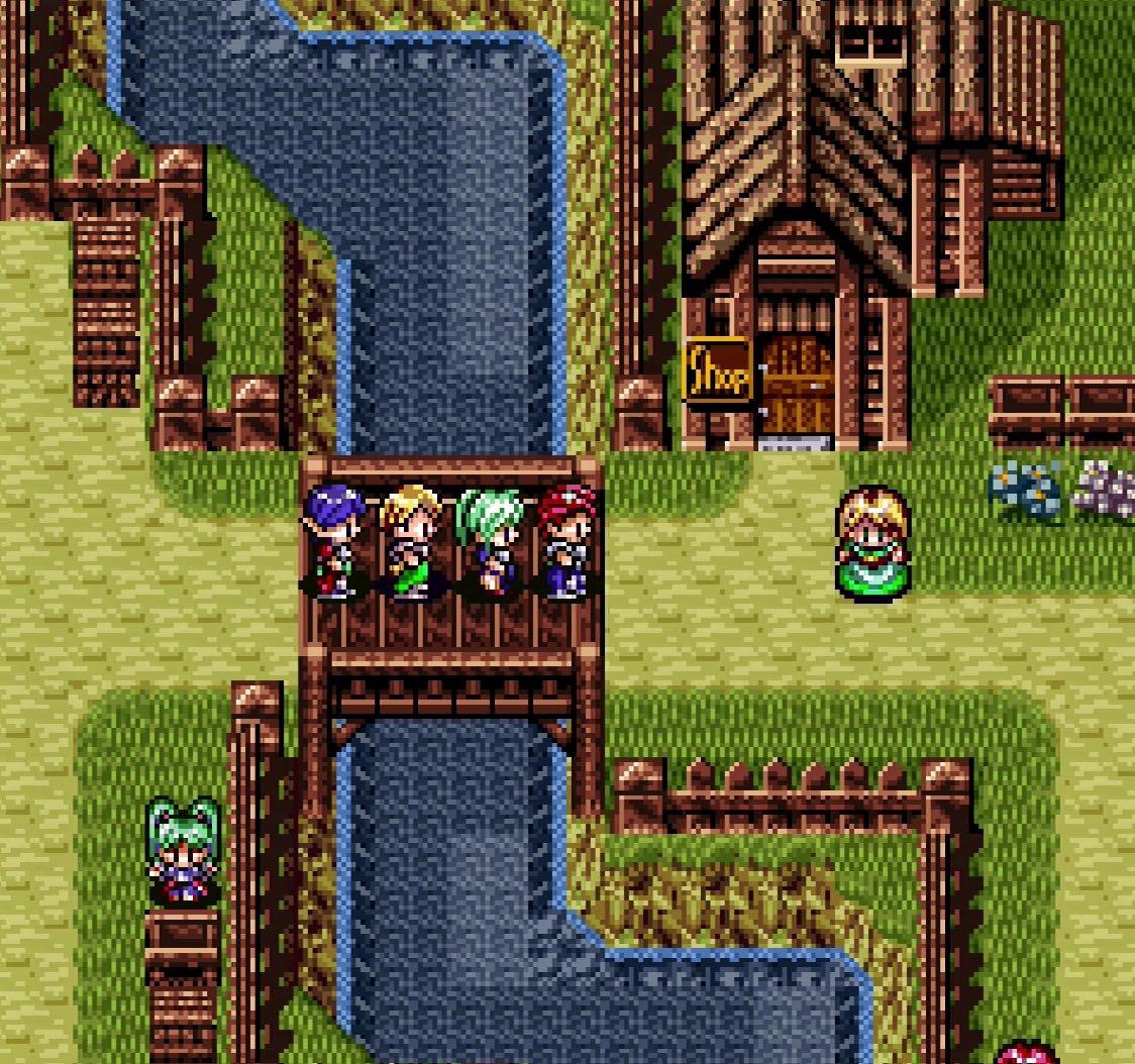 Final Fantasy 1 GBA Screen Shot 2016-08-25, 6.25 AM