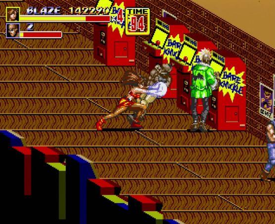 Resultado de imagem para street of rage 2 special moves