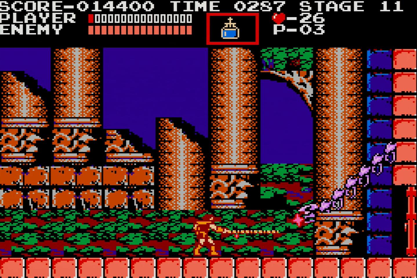 NES Review – Castlevania – RetroGame Man