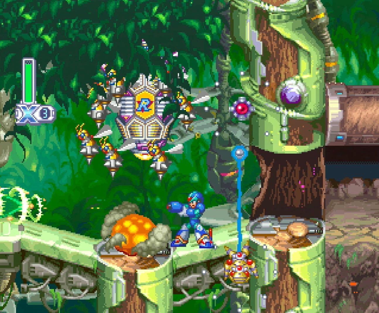 PSX Review – Mega Man X4 – RetroGame Man