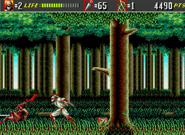 Genesis Review – Shinobi III: Return of the Ninja Master
