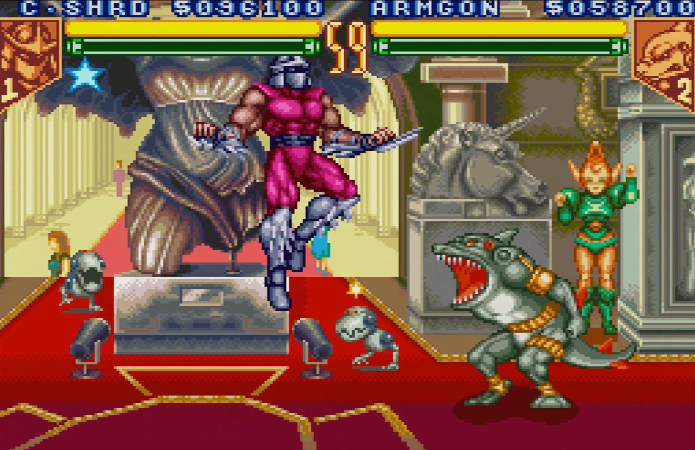 SNES Review – TMNT: Tournament Fighter – RetroGame Man