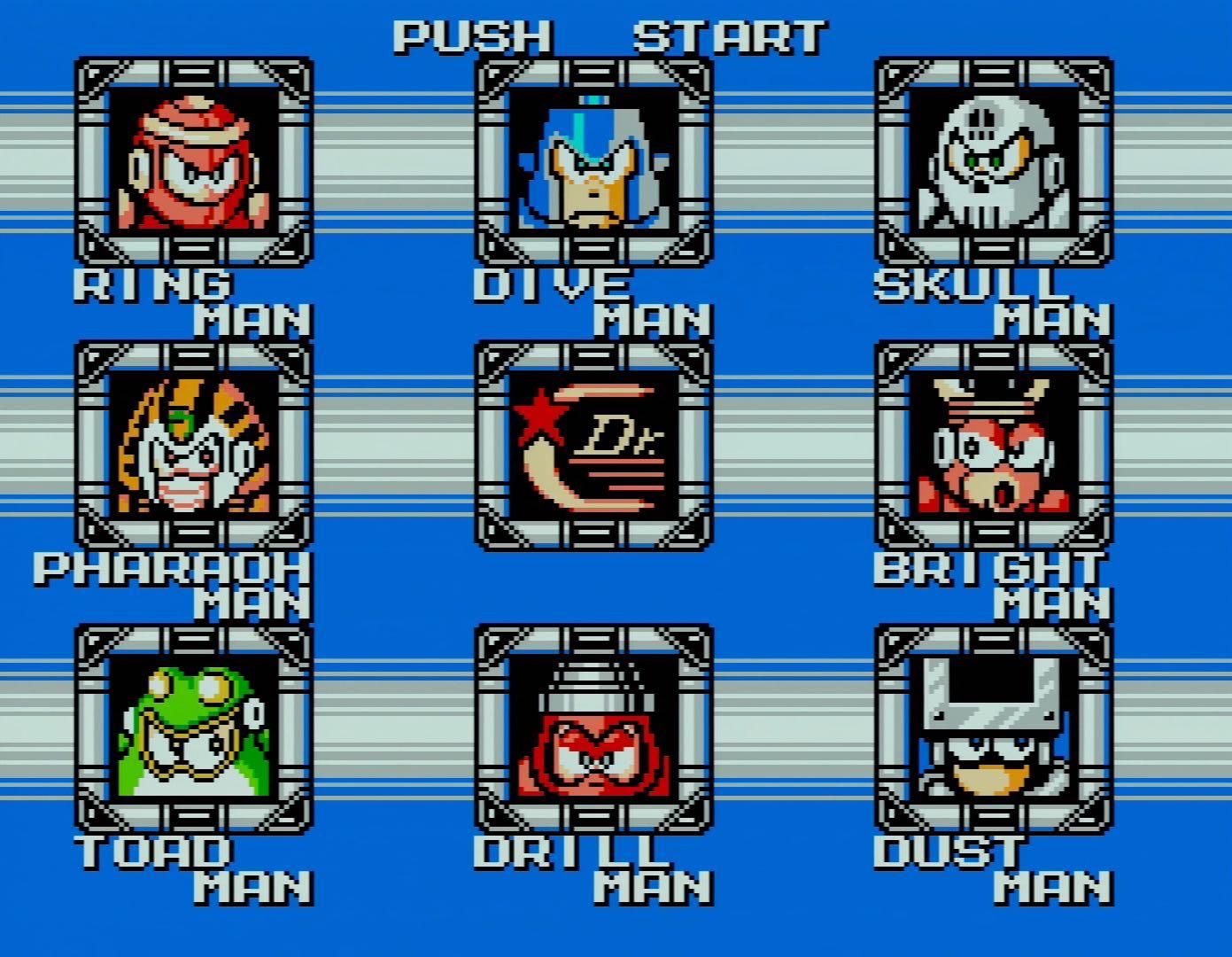 NES Review – Mega Man 4 Minus Infinity – RetroGame Man