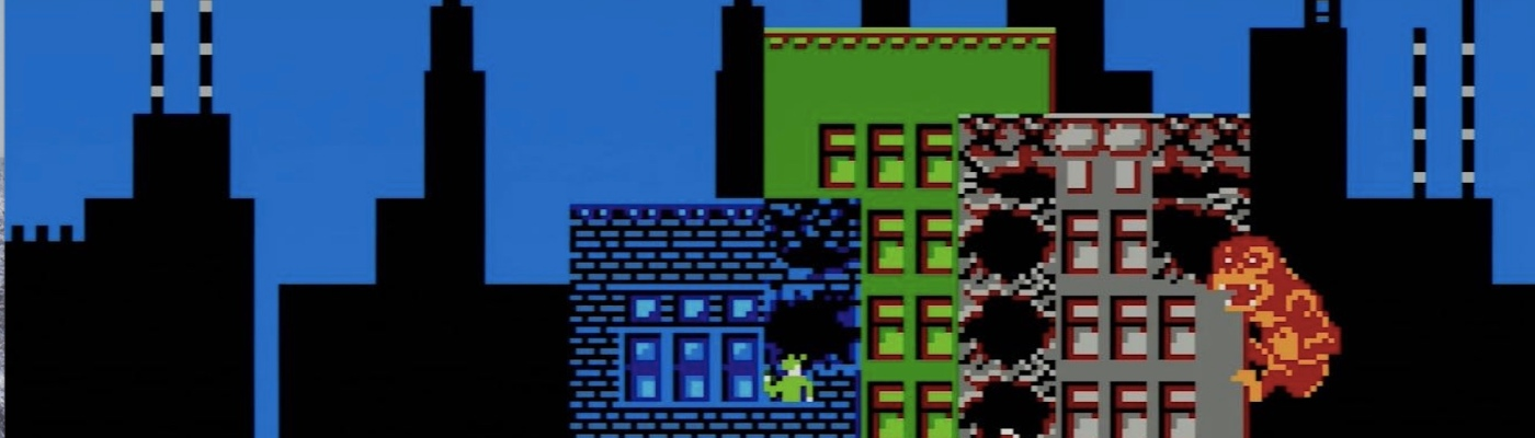 Nes Review Rampage Retrogame Man